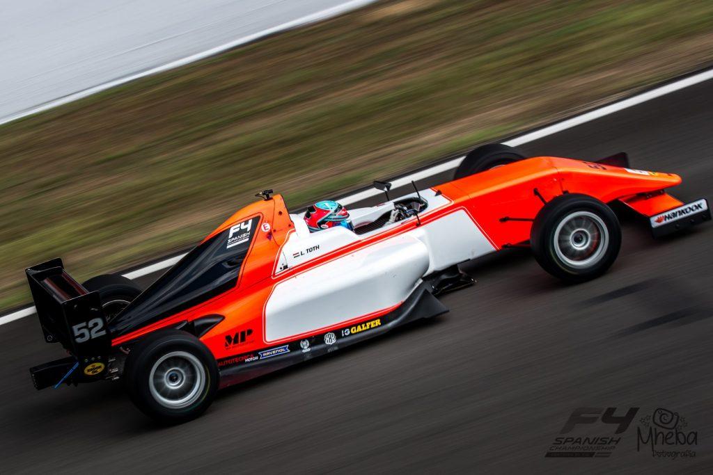 Formula 4 Spain – MP Motorsport, 2018 season