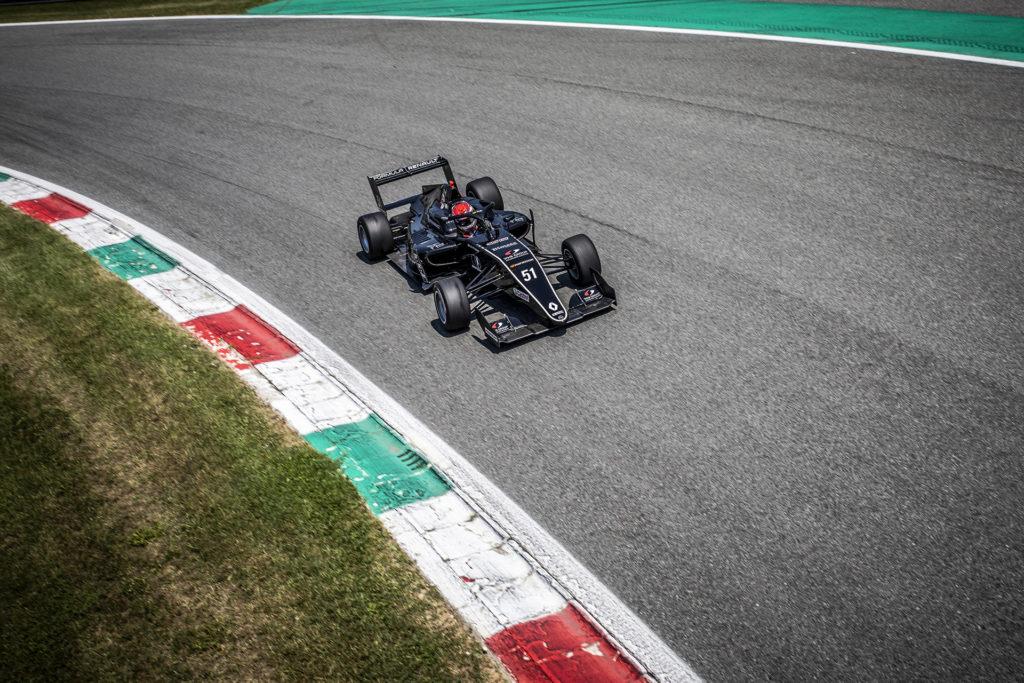First weekend – Formula Renault Eurocup – Monza