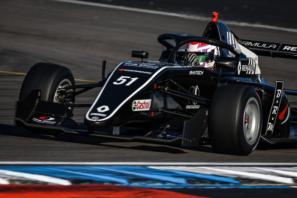 Formula Renault Eurocup ends the 2020 season in France