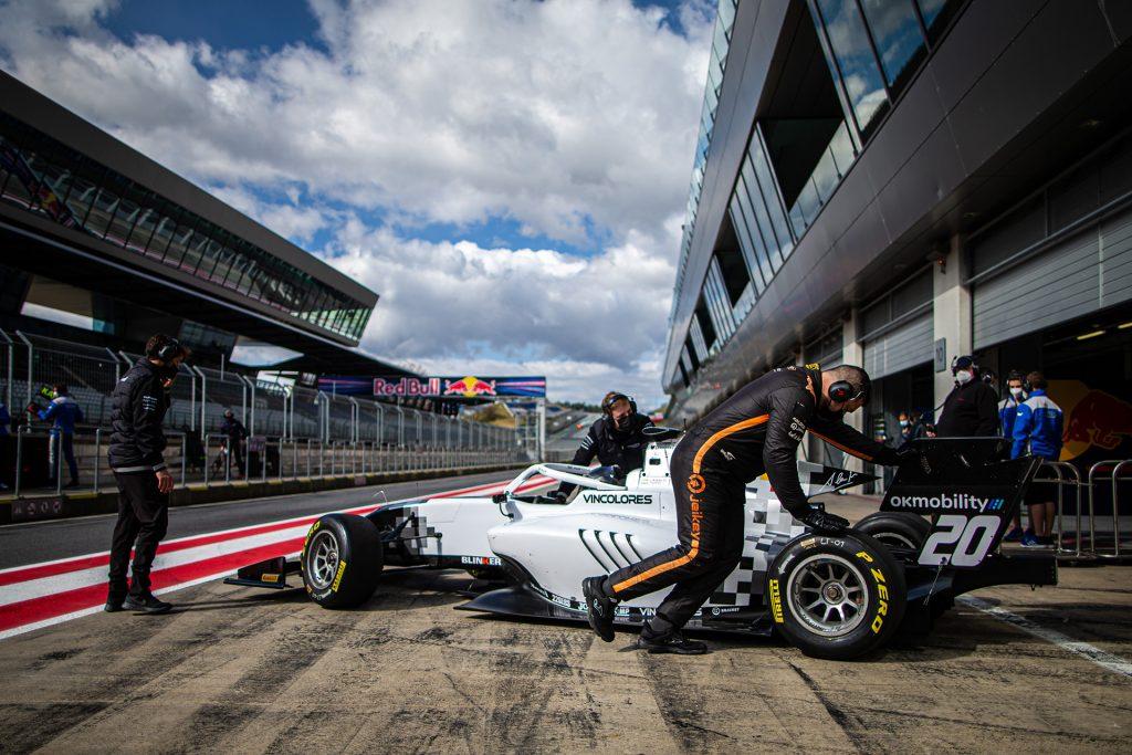 Formula 3 – Red Bull Ring 2021 test