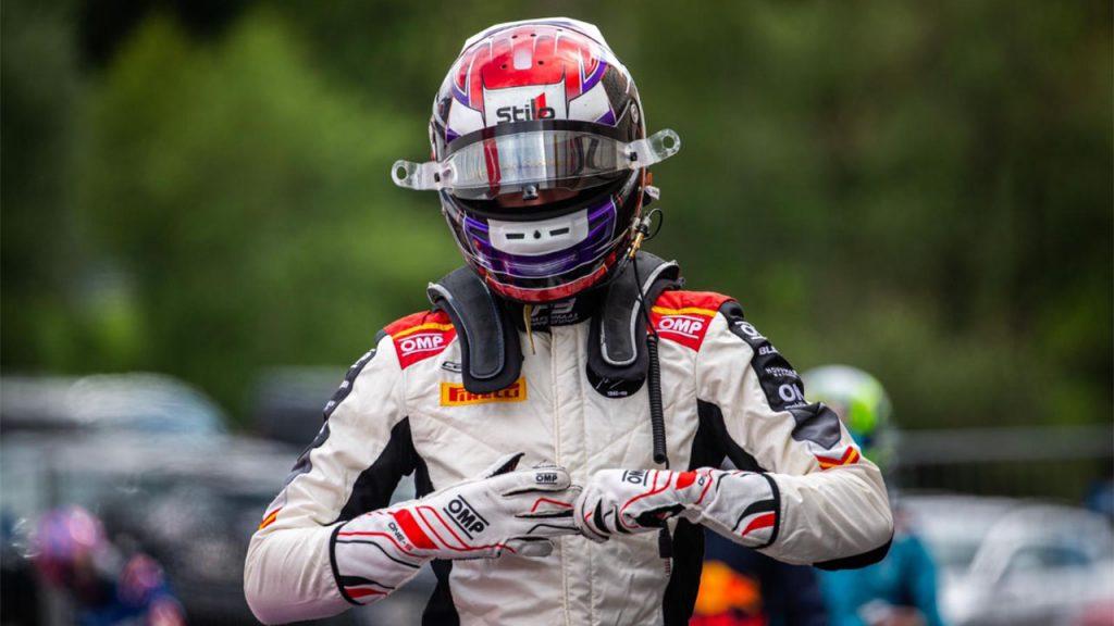 Intenzív edzésekkel készül Tóth László a Formula-3 magyarországi futamára