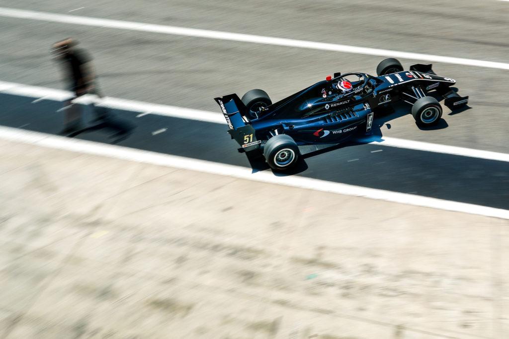 Tóth László pontokat szerezne a Formula Renault Eurocup imolai versenyhétvégéjén is