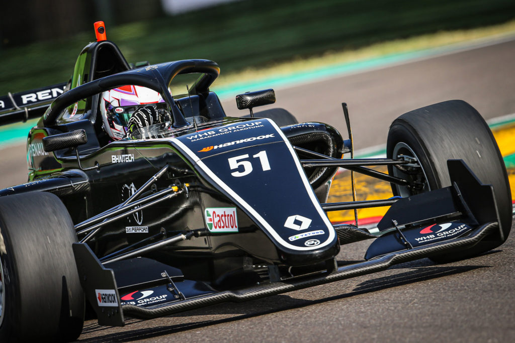 Difficult weekend for Tóth at Imola with technical problems
