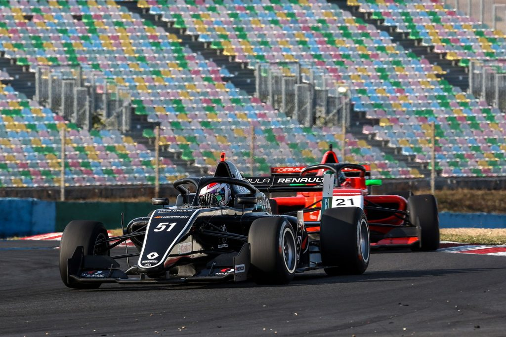 Bad end of a difficult season for Tóth at Paul Ricard circuit