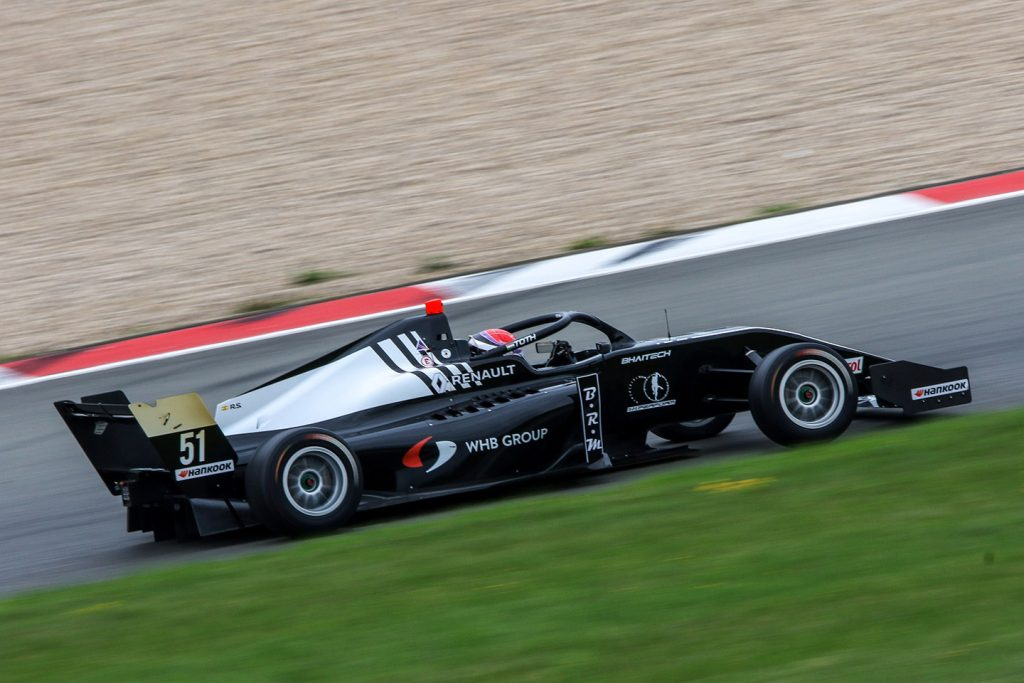 Hockenheimben folytatódik a Formula Renault Európa-kupa Tóth Lászlóval a mezőnyben