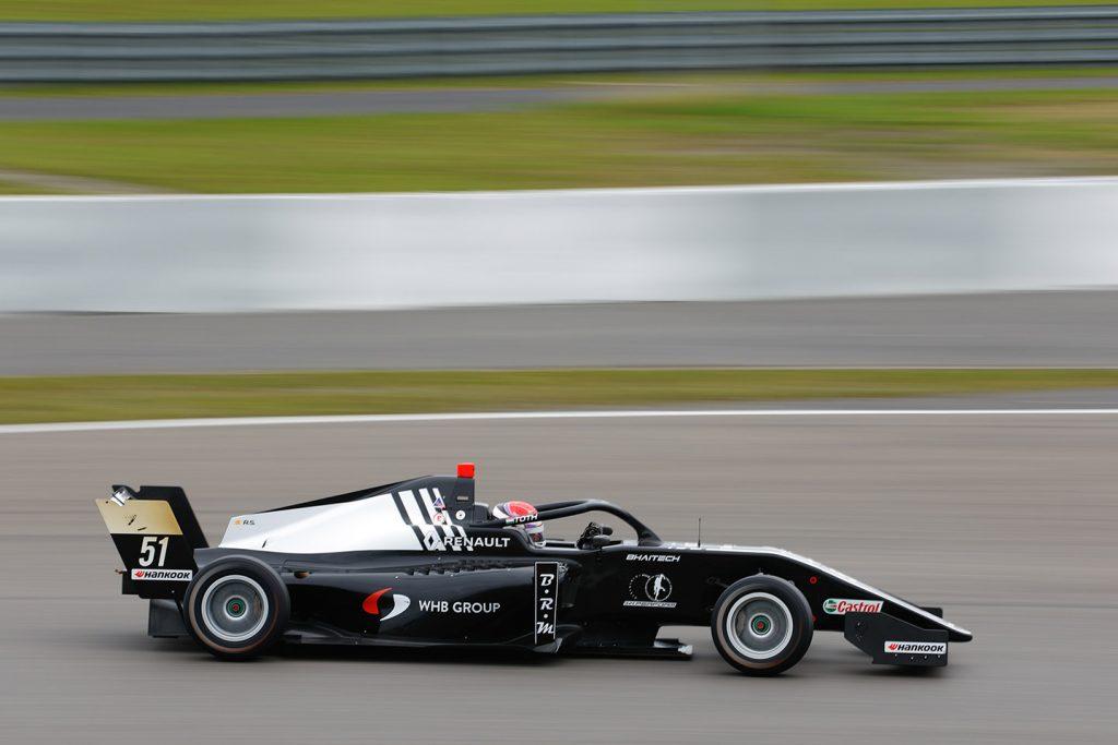 Magny-Cours-ban folytatódik a Formula Renault Európa-kupa 50. idénye Tóth Lászlóval
