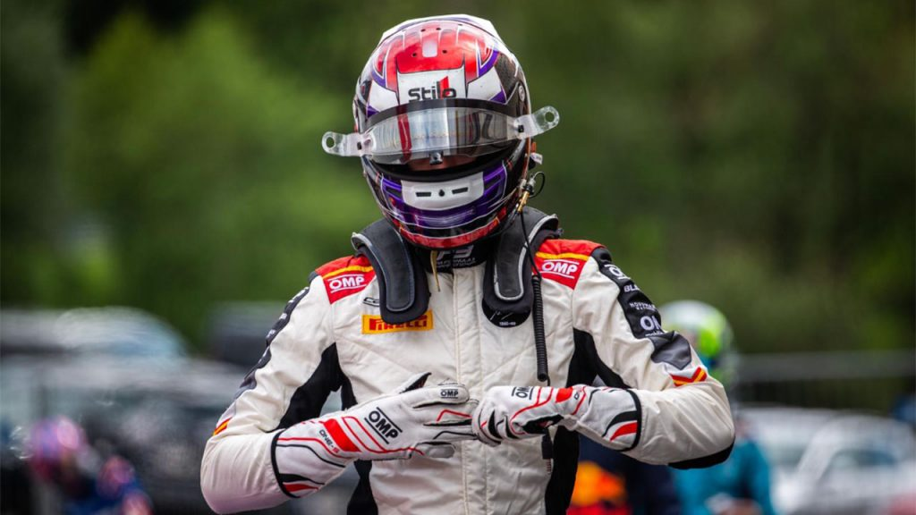 László Tóth prepares for his home race in Spain
